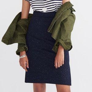 Madewell Speckled Skirt